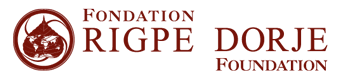 RIGPE DORJE FOUNDATION Logo